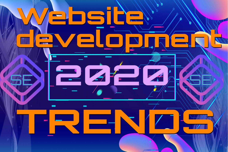Top 10 Website Development Trends 2020