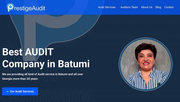 Prestige Audit - Audit Company in Batumi.